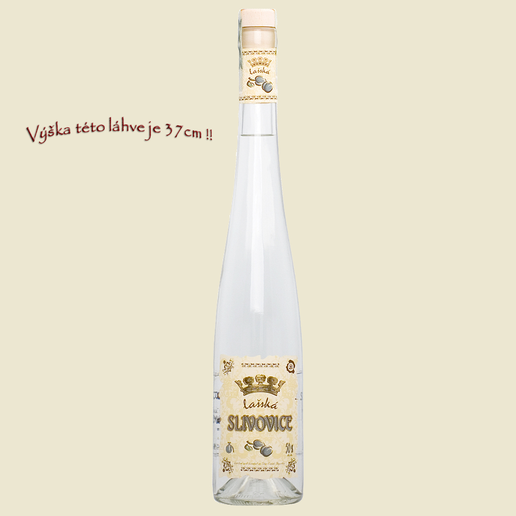 Slivovice 50% - 0,5L - Pistole