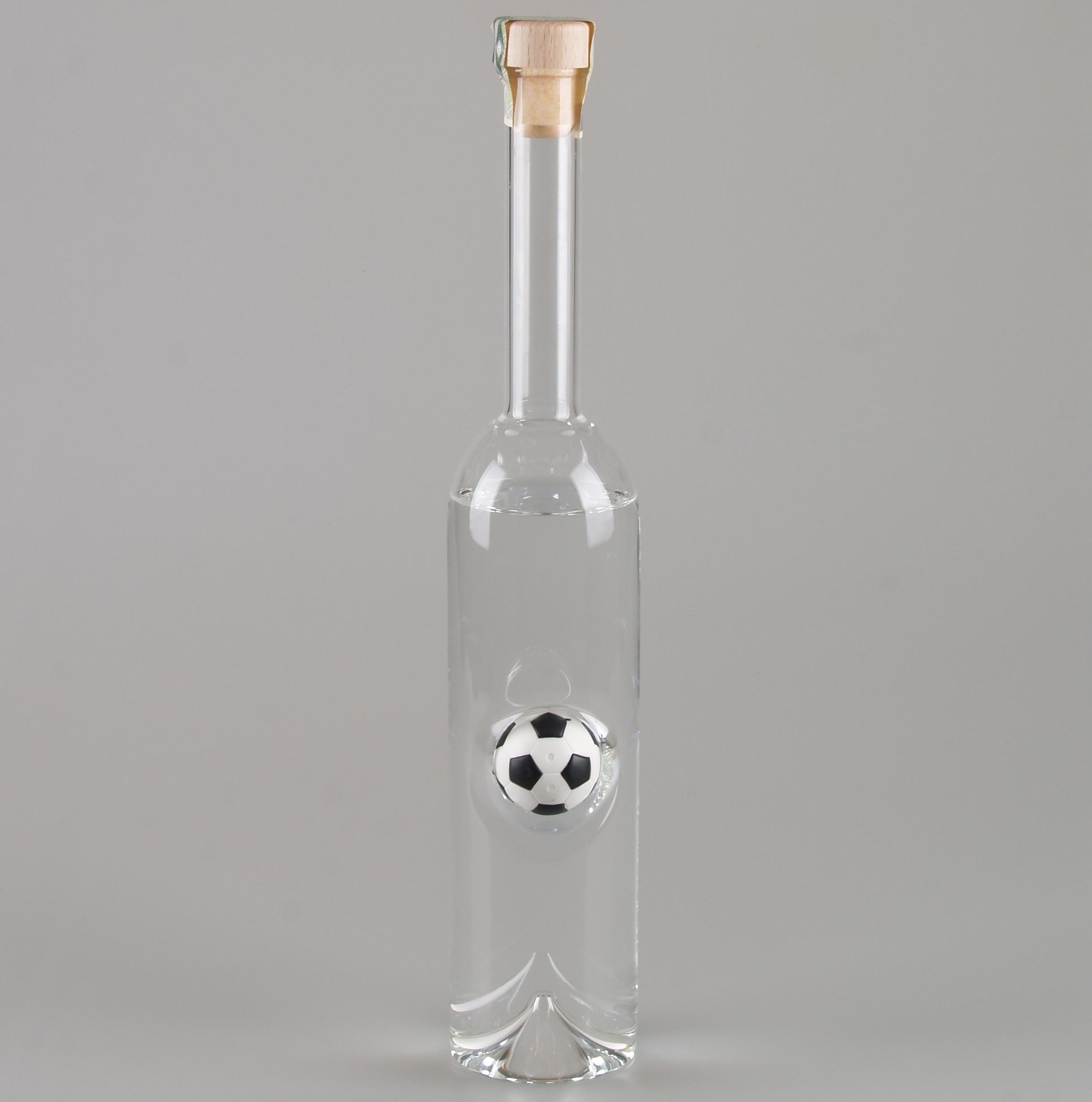 Láhev Fotbal se zátkou