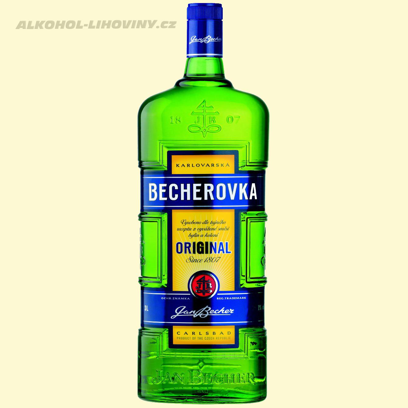 Becherovka 1L - 38%